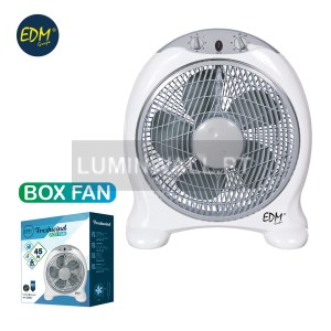 Ventoinha Box Fan 45W