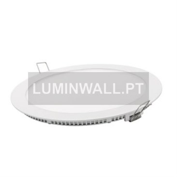 Downlight LED Redondo Branco 6W 3000K