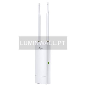 Access Point Repetidor Wireless Exterior 2,4Ghz N 300Mbps TP-LINK