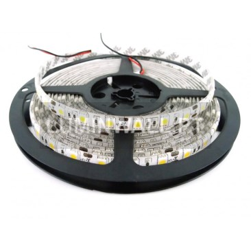 Fita LED 5050 12V 60SMD's 14.4W/MT. IP44 RGB 5MTS.