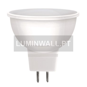 Lâmpada LED MR16 7W 2700K