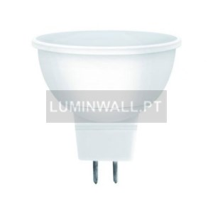Lâmpada LED MR16 3W 6400K