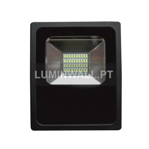 Projector LED Slim 10W 6400K